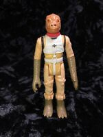 Bossk Bounty Hunter Vintage Figure - 1980 Star Wars ESB Kenner Hong Kong LFL ♾📷