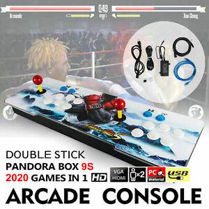 Pandora Box 9s 2020 in 1 Retro Video Games Double Stick Arcade Console