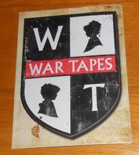 War Tapes Sticker Original Promo (rectangle) 4x3 Shield