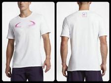 Nike Rafa Pop tee - white & bright citrus - adult XS