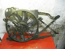 02 03 04 05 00 01 Saturn L300 LW300 oem 3.0 radiator cooling fan assembly