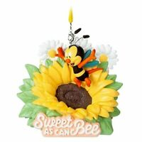 EPCOT 2020 Flower And Garden Festival Spike The Bee Sweet As Can Bee Ornament