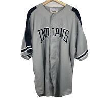 Vintage Cleveland Indians Starter Jersey MLB Vintage Sz 2XL