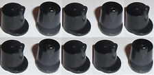 Lego Black Shako Hats x 10 for Imperial Soldier Minifigures