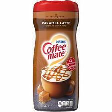 Nestle Coffee Mate Caramel Latte Café aromatisées poudre 425.3 G