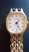Ladies Tissot  Wrist Watch Sapphire Crystal R424K with original box and manual.