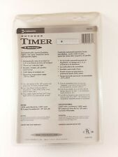 Outdoor Timer 6 Settings Intermatic  HB51RC