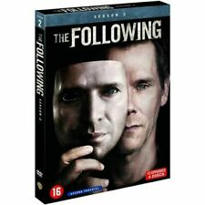 DVD  The Following  Saison 2