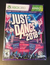Just Dance 2018 (XBOX 360) NEW