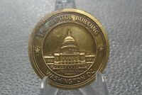 The Capitol Building Washington DC Challenge Coin