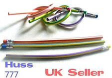 30 x HB Multi Coloured Bendy Pencils Stationary School Children Kid