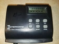 B - 156 Intermatic Outdoor Timer Model HB88RC Mountable 7 Day 7 Event