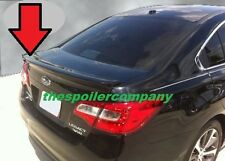 PRE-PAINTED CUSTOM REAR SPOILER W/LED LIGHT FOR 2015-2017 SUBARU LEGACY SEDAN