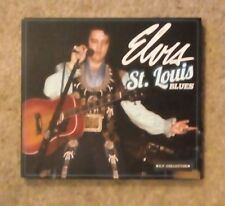 ELVIS PRESLEY ST LOUIS BLUES 3/22/76 ST LOUIS,MO<>EP COLLECTION CD<>NEW SEALED