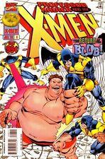 Professor Xavier & the X-Men (1995-1997) #8