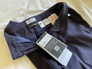 Ladies Craghoppers cut off trousers size 10 Navy