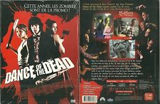 DVD - DANCE OF THE DEAD avec JARED KUSNT ( HORREUR ) NEUF EMBALLE - NEW & SEALED