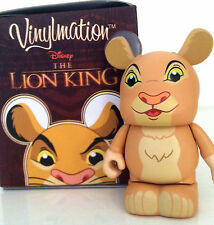 "DISNEY VINYLMATION 3"" THE LION KING SERIES YOUNG NALA LIONESS SIMBA'S GIRLFRIEND"