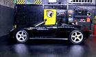 Porsche Carrera GT Black 1:18 Diecast Model Car Maisto