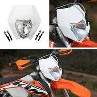 Headlight Head Lamp Lights Streetfighter For KTM EXC XCF XCW SXF Motorcycle bf