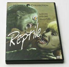 THE REPTILE 1966 DVD RARE OOP HAMMER HORROR Reg 1 Widescreen TESTED Anchor Bay