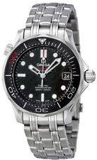 NEW OMEGA SEAMASTER 007 JAMES BOND 50TH ANNIVERSARY DIVER WATCH - 21230362051001