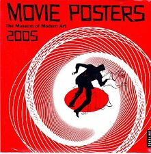 Movie Posters 2005 Calendar: The Museum of Modern Art - MoMa - New and Sealed