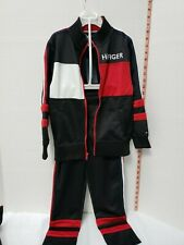 Tommy Hilfiger Boys Track Jacket Full Zip with Pants size: 5