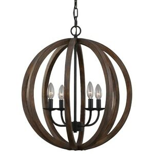 Murray Feiss Pendant - F2935-4WOW-AF