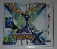 _( Pokemon X Nuovo & Sigillato x Console Nintendo New 3ds XL & New 2ds ITALIA )_