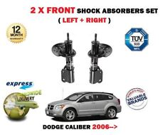 FOR DODGE CALIBER 2006-> 2x FRONT LEFT + RIGHT SHOCK ABSORBER SHOCKERS SET