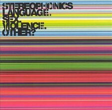 Language. Sex. Violence. Other? by Stereophonics (CD, Mar-2005, Hip-O)