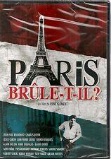 """DVD """"Paris brûle-t-il ?"""" - René Clément  NEUF SOUS BLISTER"""