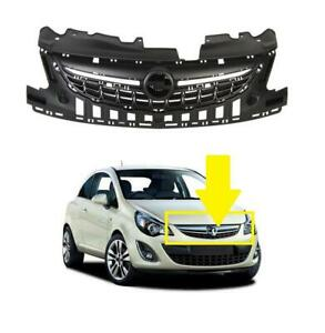 VAUXHALL CORSA D 2011- 2014  GRILLE MAIN GRILLE FACELIFT MODEL NEW  1320180