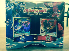 Monsuno Starter Box (Topps)Core-Tech vs. Eklipse