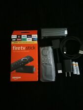 Amazon Fire TV Stick (2nd Gen) Media Streamer with Basic Remote