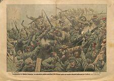 ANZAC Australia  and New Zealand Army Corps PICKELHAUBE  WWI ILLUSTRATION 1917