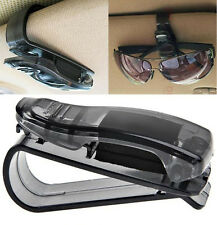 Car Sunglass Holder Clip Sun Visor Eyeglass clip accessory glass accessories