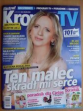 KROPKA TV 20/2016 MARZENA ROGALSKA,Prince,Madonna,Cindy Crawford,Naomi Campbell