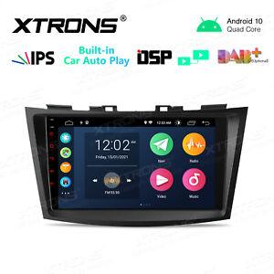 "9"" Android 10 Car Stereo Radio GPS Car Auto Play IPS For Suzuki Ertiga 2012-2017"