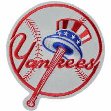 "6""new York Yankees Logo Patch Jersey Round MLB Emblem"