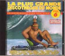 RARE La Plus Grande Discothèque Du Monde Vol. 6 - CD 20T 1993 COMME NEUF