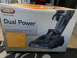 Vax W86-DP-B Dual Power pet Upright Carpet Cleaner Washer