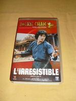 JACKIE CHAN L'Irrésistible  VHS arts martiaux (Spiritual Kung-Fu)