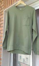 Jersey Nike SB, talla S.NUEVO Y ORIGINAL Jersey verde, cuello redondo, Talla S
