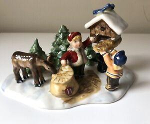 Villeroy & Boch Nostalgic Market Vogelhäuschen Christmas Weihnachten DEFEKT