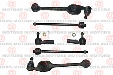 Rack End Tie Rod End Steering Control Arm Bushings for Saturn SC SW1 SL1 SW2 SC1