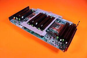 DELL POWEREDGE R820 EXPANSION MOTHERBOARD + 2 x HEATSINKS - 8HJ4P