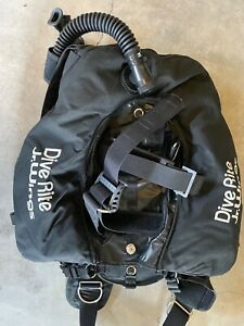 Dive Rite transpac 2 Jr. Wing BCD M/L