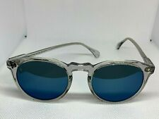Raen Remmy Arctic Crystal Size 49 Sunglasses New
